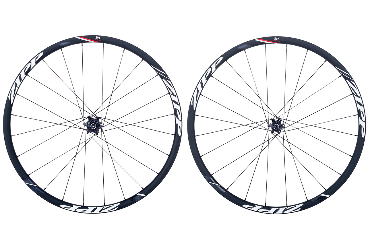 RUOTE ZIPP 30 COURSE DISC BRAKE CLINCHER TUBELESS READY FRONT + REAR SET.jpg