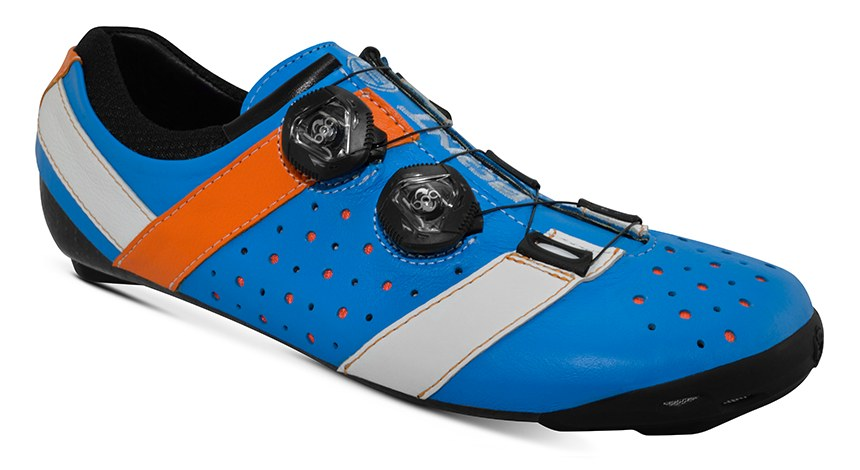 SCARPA CICLISMO BONT VAYPOR + alpha blue orange.jpg