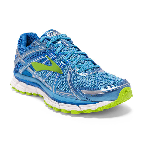 outlet store 46dde 4a517 BROOKS ADRENALINE GTS 17 RUNNING SHOE WOMEN - WOMEN'S RUNNING SHOES -  Running - Triathlon wetsuits, clothing, shoes, bike and running 2XU, Zoot,  x ...