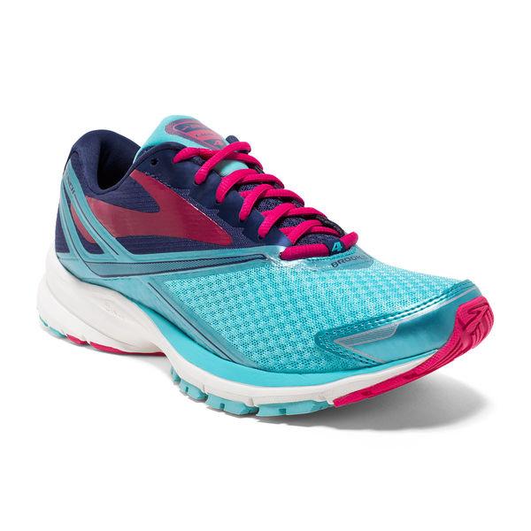 timeless design 0ca69 adcd7 4 BROOKS LAUNCH RUNNING SHOE WOMEN - WOMEN'S RUNNING SHOES - Running -  Triathlon wetsuits, clothing, shoes, bike and running 2XU, Zoot, x bionic  ...