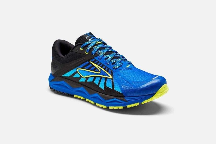 900aa7665fe TRAIL RUNNING SHOE BROOKS CALDERA MEN - Trail Running Shoes Men ...