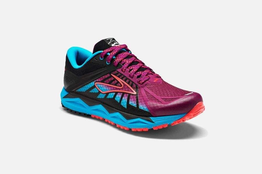13f90cf5235 TRAIL RUNNING SHOE BROOKS CALDERA WOMEN - Trail Running Shoes Women ...