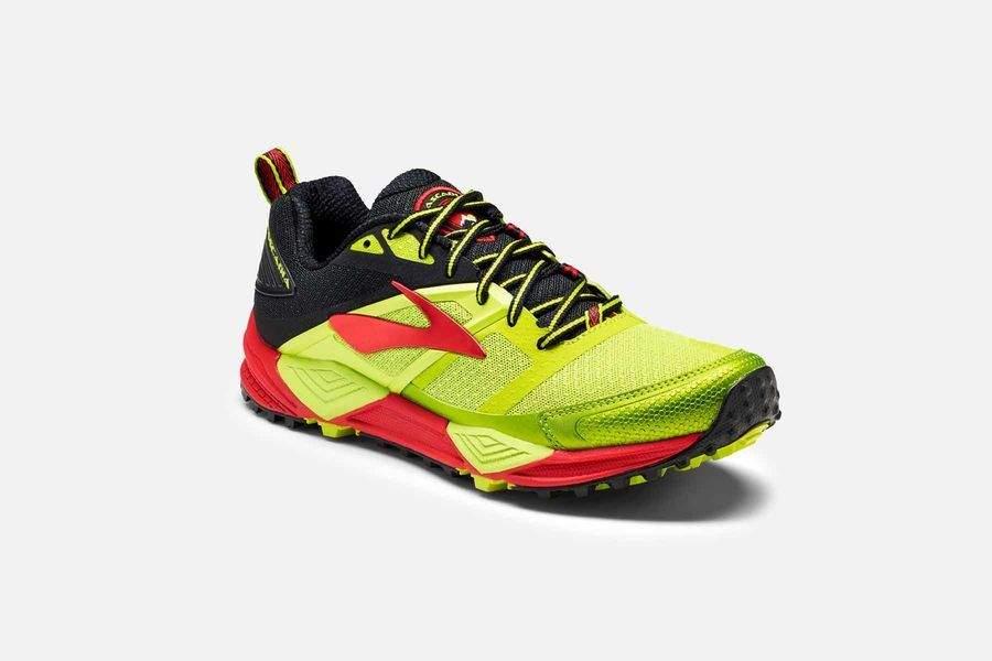 TRAIL RUNNING SHOE BROOKS CASCADIA 12 MEN - Trail Running Shoes Men ... 84f162fc01c