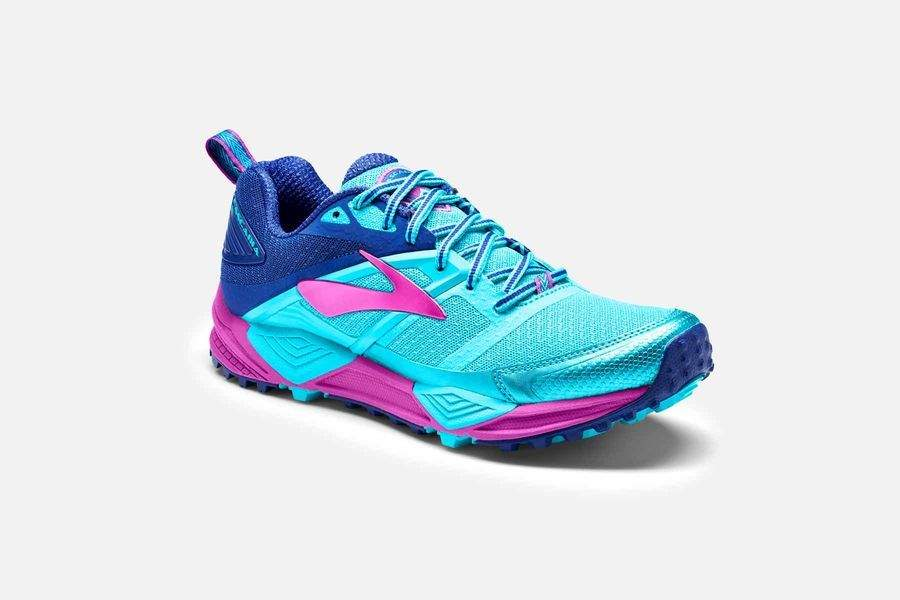 new product 41a6b dce42 TRAIL RUNNING SHOE BROOKS CASCADIA 12 WOMEN - Trail Running Shoes Women -  Trail Running - Triathlon wetsuits, clothing, shoes, bike and running 2XU,  ...