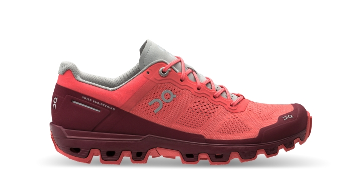 SCARPA TRAIL RUNNING ON CLOUDVENTURE WOMEN 000022W coral mulberry.jpg