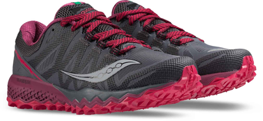 SCARPA TRAIL RUNNING SAUCONY PEREGRINE 7 WOMEN S10359 grey berry.png