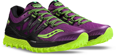 SCARPA TRAIL RUNNING SAUCONY XODUS ISO WOMEN S10325 citron purple.png