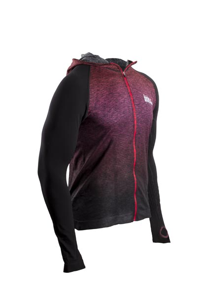 COMPRESSPORT Seamless Hoodie - SwimBikeRun 2017 - Red.jpg