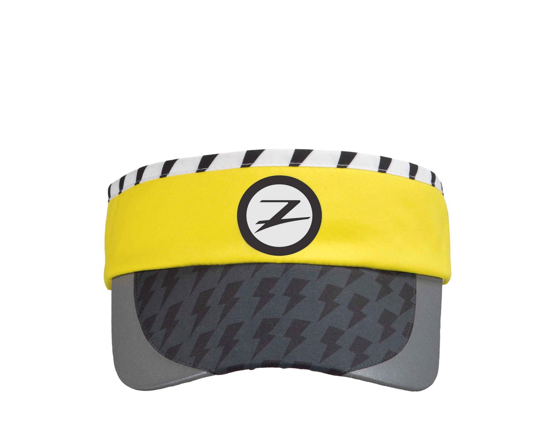 VISIERA ZOOT STRETCH VISOR WHITE NEON SAFETY YELLOW.jpg