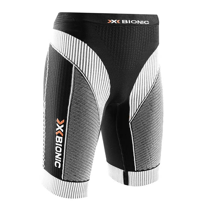 X-BIONIC EFFEKTOR RUNNING POWER PANTS SHORT LADY O020617 black white.jpg