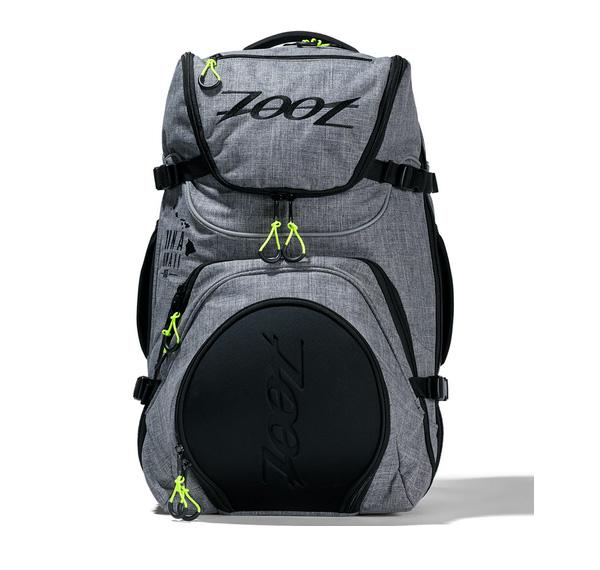 Zoot Ultra Tri Bag Leinwand Grau Fahrradtaschen Und