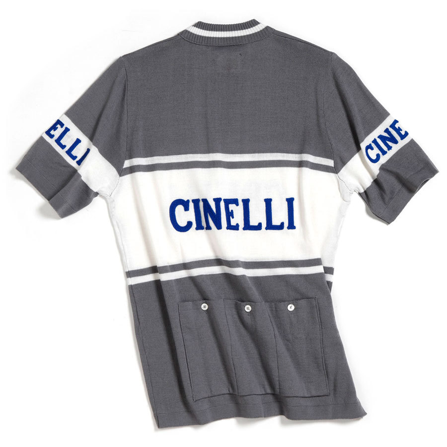 maglia ciclismo demarchi Cinelli 1970 vintage cycling jersey
