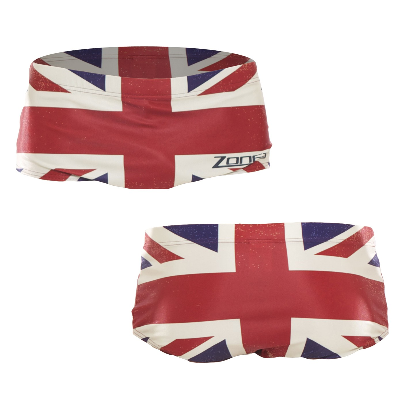 ZONE3 UNION JACK SWIMMING COSTUME SWIM SHORT - Training swimsuits ... 18c923d5efdf