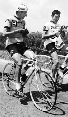 4d900059d DE MARCHI VINTAGE JERSEY CYCLING JERSEY 1972 GIMONDI SALVARANI ...