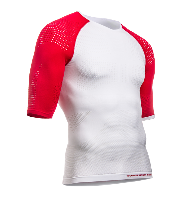 compressport on off shirt ss