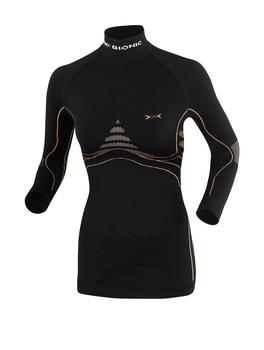 MAGLIA INTIMA XBIONIC ENERGY ACCUMULATOR LADY TURTLENECK I020097