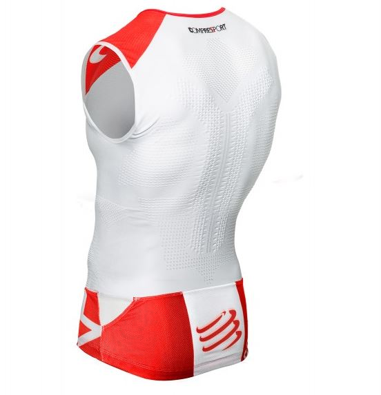 04bddada8 TRIATHLON JERSEY COMPRESSPORT TR3 TRIATHLON AERO TANK TOP - Men s ...