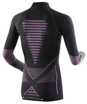 maglia xbionic energy acc evo lady turtle neck i020219