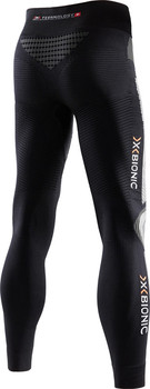xbionic o020361 pantalone sci di fondo cross country windskin pants