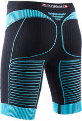 short running xbionic effektor lady power short o020617 black turquoise