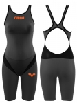 BODY TRIATHLON ARENA W'S TRISUIT CARBON PRO OPEN BACK 1A559 53 DARK GREY BLACK