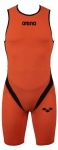 BODY TRIATHLON ARENA MAN TRISUIT CARBON PRO BACK ZIPPER 1A565 35 ORANGE BLACK.jpg