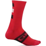 CALZA DA CICLISMO GIRO MERINO WOOL SEASONAL SOCK red black grey.jpg