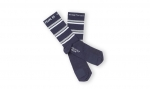 CALZE CICLISMO PEdALED REFLECTIVE SOCKS THREE STRIPE BLUE.jpg
