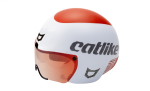 CASCO AERODINAMICO CATLIKE RAPID HELMET white red.png