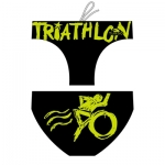COSTUME NUOTO UOMO SWIMSUIT WATERPOLO TRIATHLON 79612.jpg