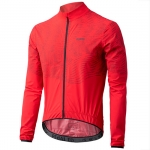 GIACCA CICLISMO PEdALED HIKARI REFLECTIVE SHELL RED front.jpg
