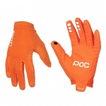 GUANTI CICLISMO POC AVIP GLOVE LONG 30270 ORANGE.jpg