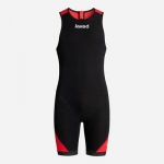 JAKED SWIMSKIN BOOSTER TRIATHLON UNISEX BLACK RED.jpg