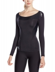 MAGLIA 2XU WOMEN'S CORE COMPRESSION LS TOP WA2270A.jpg