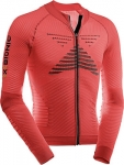 MAGLIA BIKE X-BIONIC EFFEKTOR BIKING POWERSHIRT O020631 red.jpg