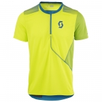 MAGLIA RUNNING SCOTT TRAIL RUN POLAR SS SHIRT 241651 yellow blue.jpg