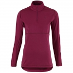 MAGLIA UNDERWEAR SCOTT BASE DRI ZIP SHIRT WOMEN 244352 SANGRIA PURPLE.jpg