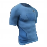 MAGLIA X-BIONIC SPEED EVO RUNNING SHIRT MEN O100692 MARINA BLUE ANTHRACITE.jpg