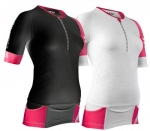 MAGLIA TRIATHLON COMPRESSPORT TR3 TRIATHLON AERO SHIRT WOMEN