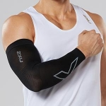 MANICOTTO 2XU COMPRESSION FLEX ARM SLEEVE UA3567A SINGOLO BLK GRY.jpg