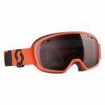 MASCHERA DA SCI JUNIOR SCOTT BUZZ PRO SKI GOGGLE 244920 fluo orange grey amplifier silver chrome.jpg
