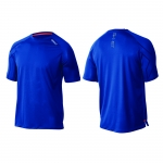 MAGLIA RUNNING 2XU MEN'S GHST S/S TOP MR3728A cobalt blue