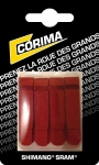 PATTINI FRENO PER RUOTE IN CARBONIO CORIMA ABS BRAKE PADS shimano sram.jpg