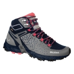 SCARPA TRAIL RUNNING SALEWA ALPENROSE MID GTX WOMEN 64417 BLACK RED.jpg