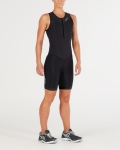 BODY TRIATHLON DONNA 2XU WOMEN'S ACTIVE TRISUIT WT4865d BLACK BLACK.jpg