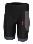 zone3 Womens-Aquaflo+Shorts-Black-Front-(Z3-WEB).jpg