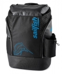 ZAINO SAILFISH BACKPACK CAPE TOWN BLACK BLUE .jpg