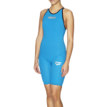 arena-powerskin-carbon-pro-full-body-short-leg-closed-suit CYAN