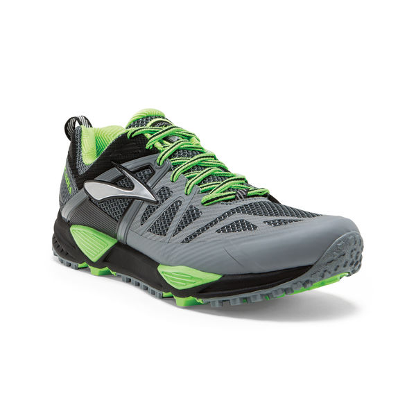 f31646fe4a7c5 TRAIL RUNNING SHOE BROOKS CASCADIA 10 MEN - OUTLET RUNNING - OUTLET ...