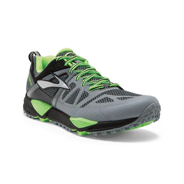 f8edeab1e18db TRAIL RUNNING SHOE BROOKS CASCADIA 10 MEN - OUTLET RUNNING - OUTLET ...